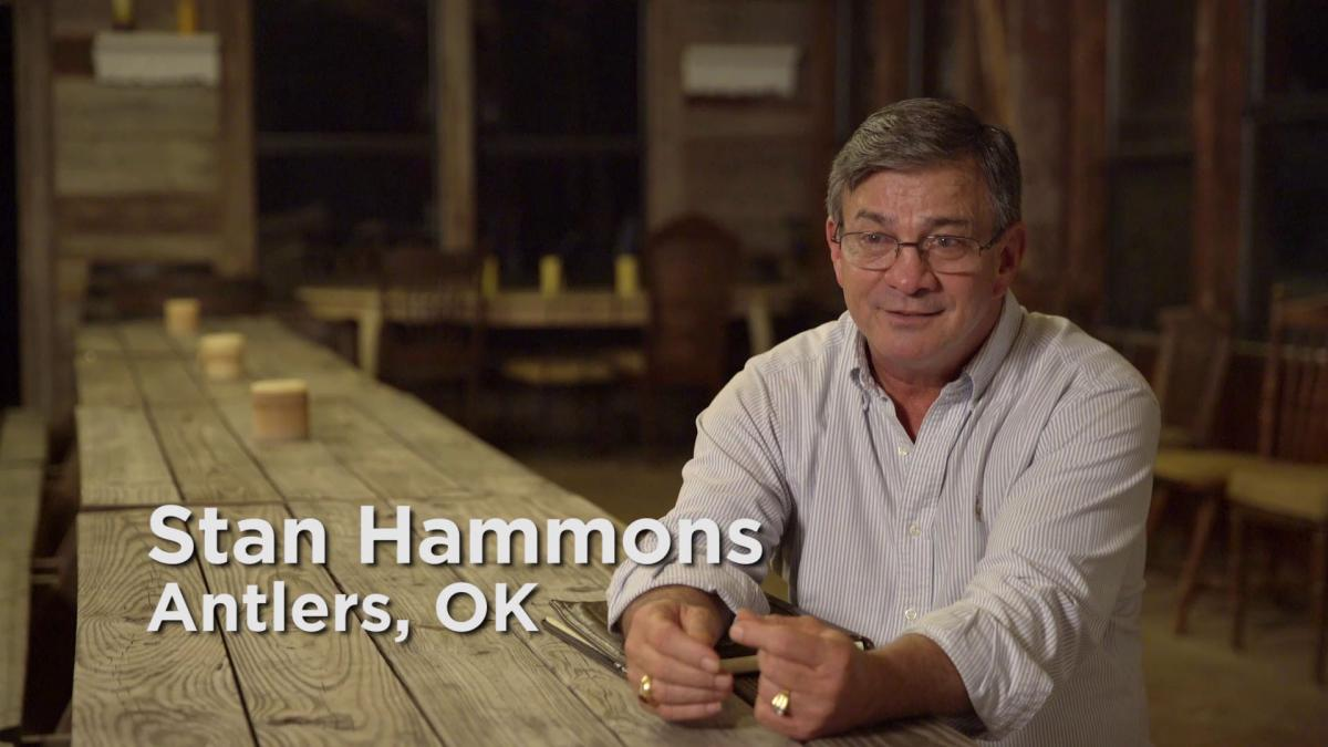 Stan Hammons - Choctaw REC member-owner