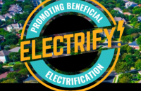 beneficial electrification league logo