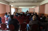 dozens attend the NM meeting to discuss renewable energy, Tri-State debt and more
