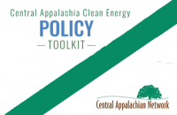 CAN: Central Appalachia clean energy policy toolkit cover
